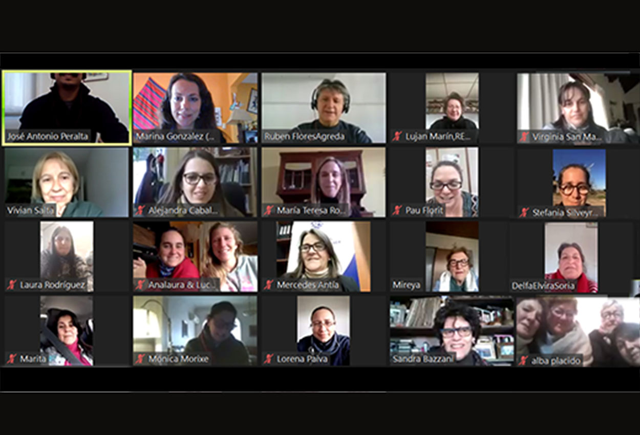 Conversatorio con Mujeres Rurales de Uruguay