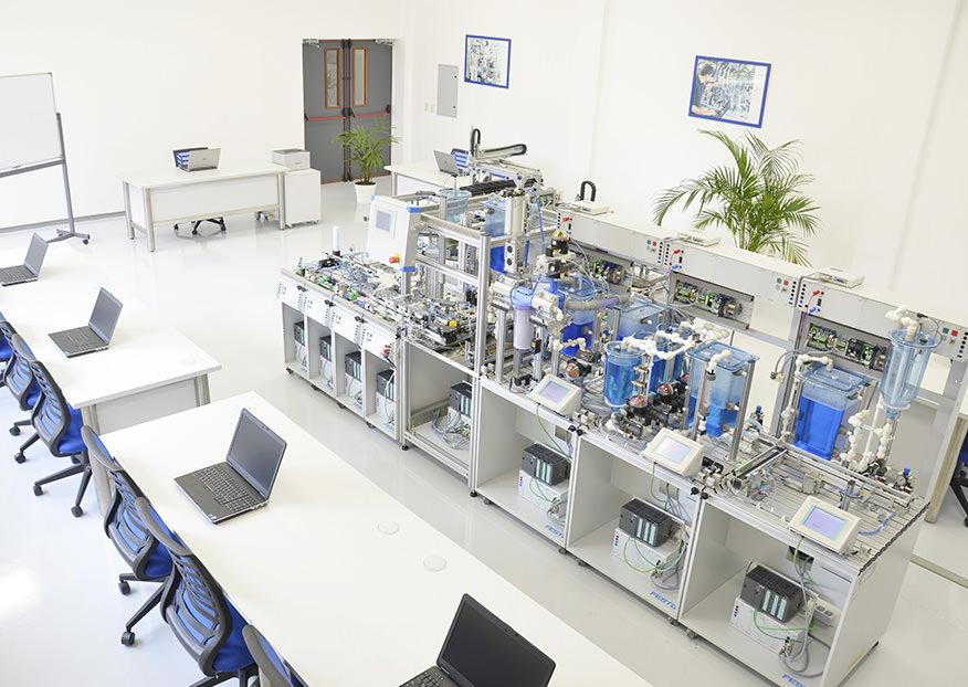 Laboratorio de automatización CAIME