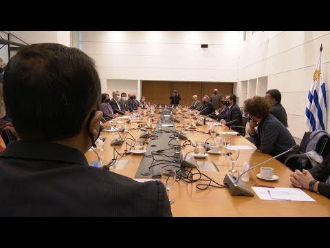 El Presidente de la República Luis Lacalle Pou se reunió con el sistema de Naciones Unidas en Uruguay