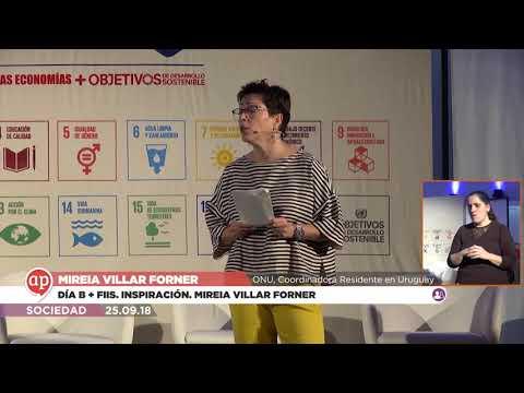 Mireia Villar Forner en Día B + fiiS